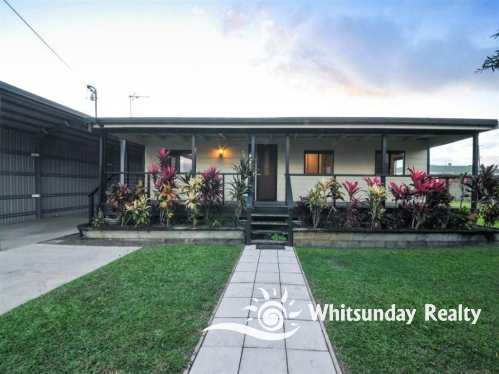 4 Kanandah Street, PROSERPINE  QLD  4800